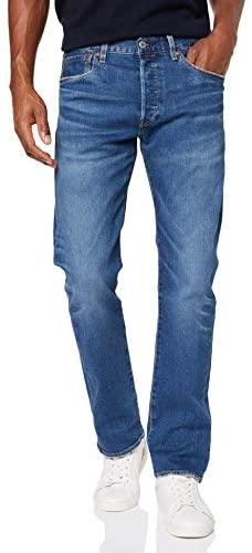Levi's Herren 501 Levi's Original Fit Straight Jeans